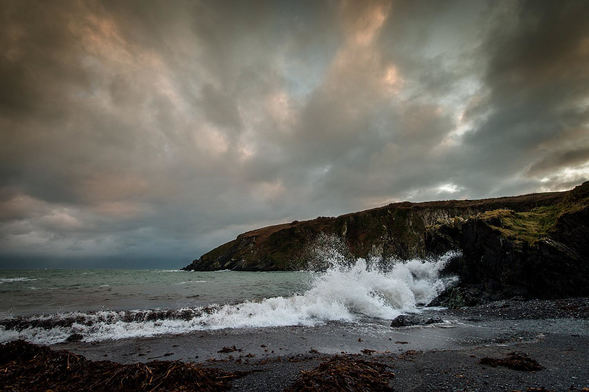 Sandscove, Wild Atlantic Way, Ardfield, Clonakilty, West Cork