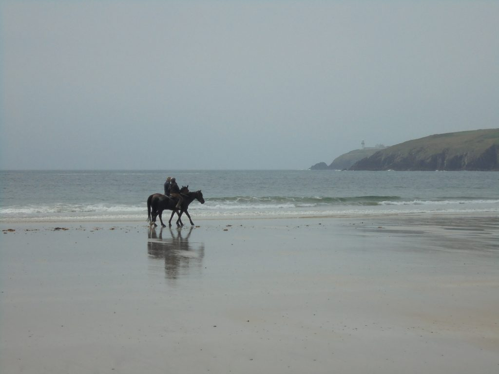 Horse Riding, Red Strand, Clonakilty, West Cork