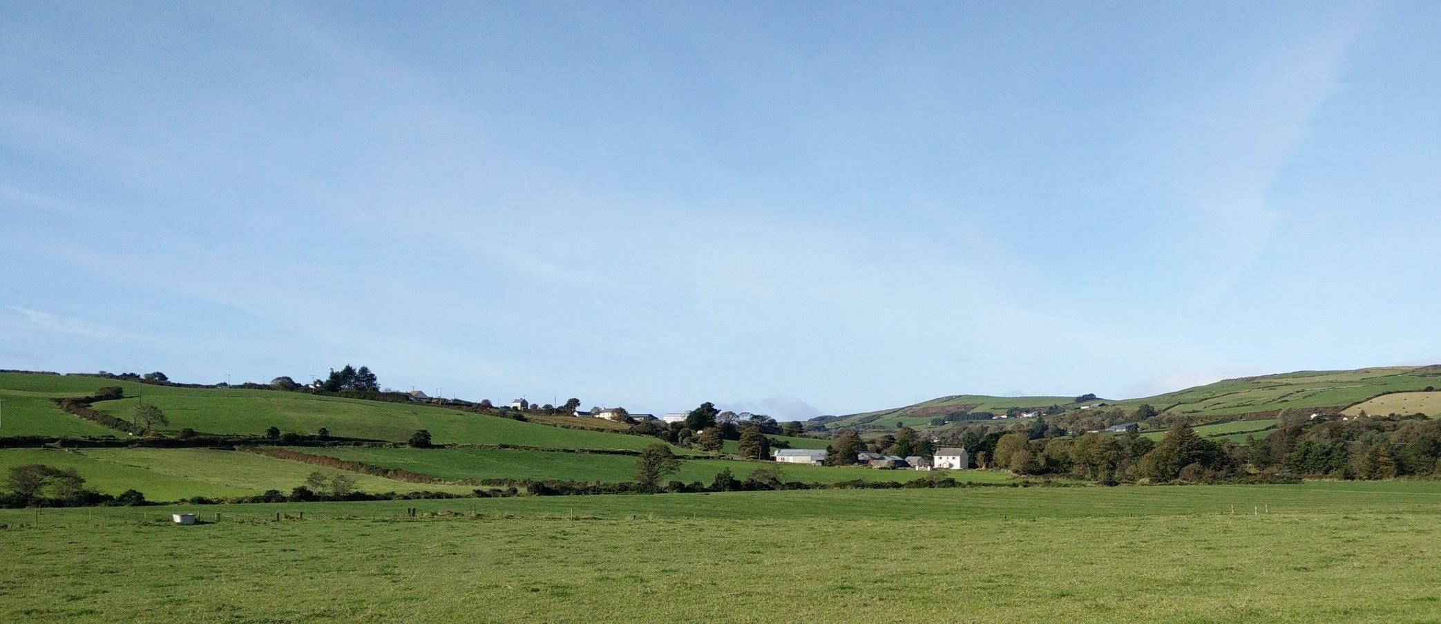 Derryduff, near Rosscarbery, the ancestral townland of the Fitzpatrick's
