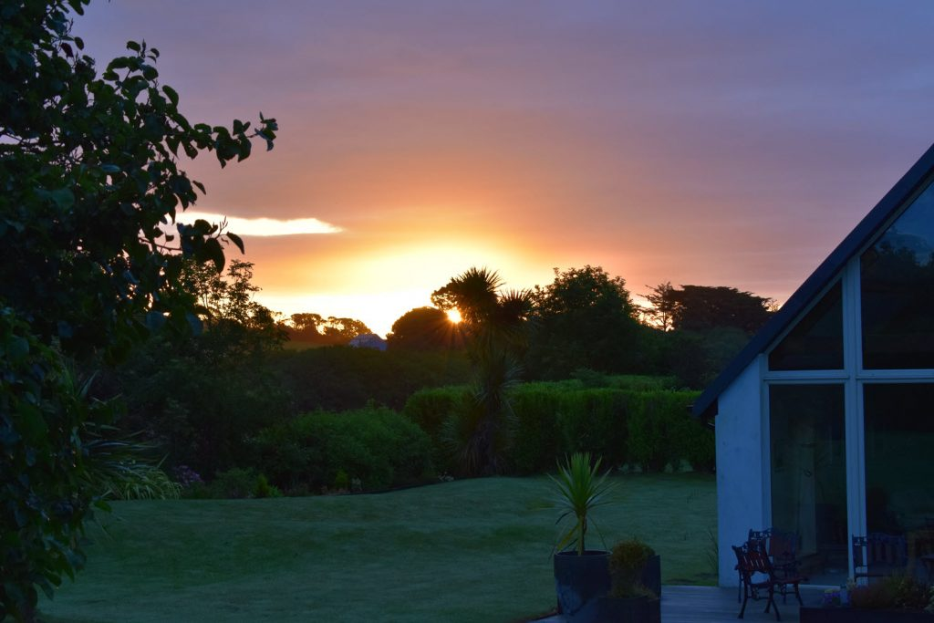Ballynoe House Sunrise