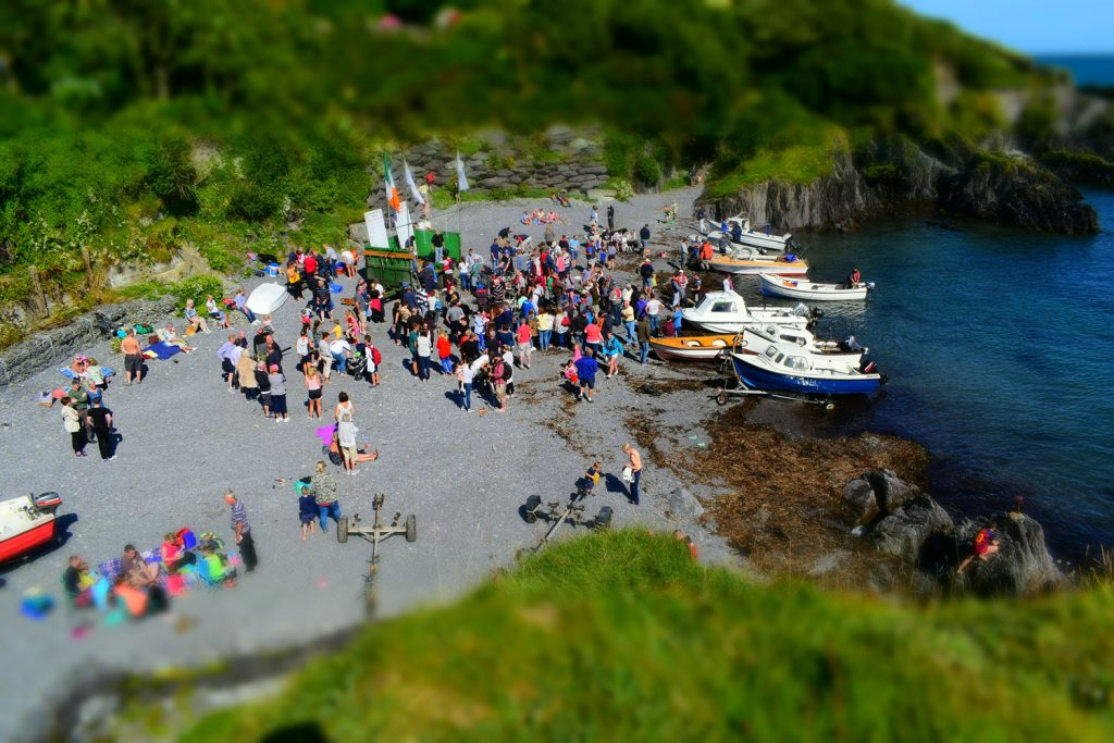 Sandscove Fishing Competition 2017, Ardfield Summer Festival