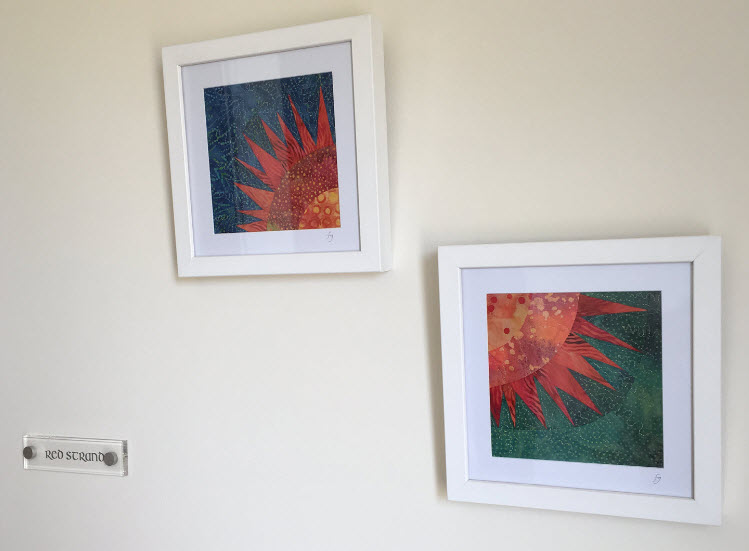 Fabric Art by Felicity Grace (1 Ballynoe Mews)