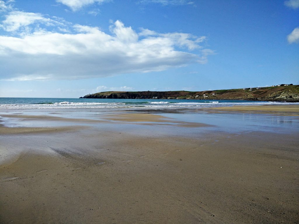 Red Strand, Galley Head, West Cork