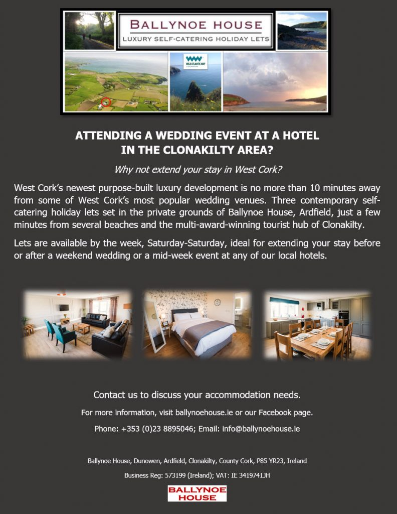 Why not extend your stay in West Cork?