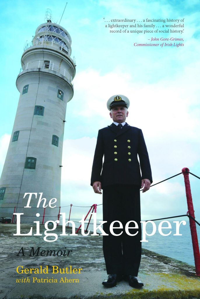 The Lightkeeper - A Memoir, by Gerald Butler