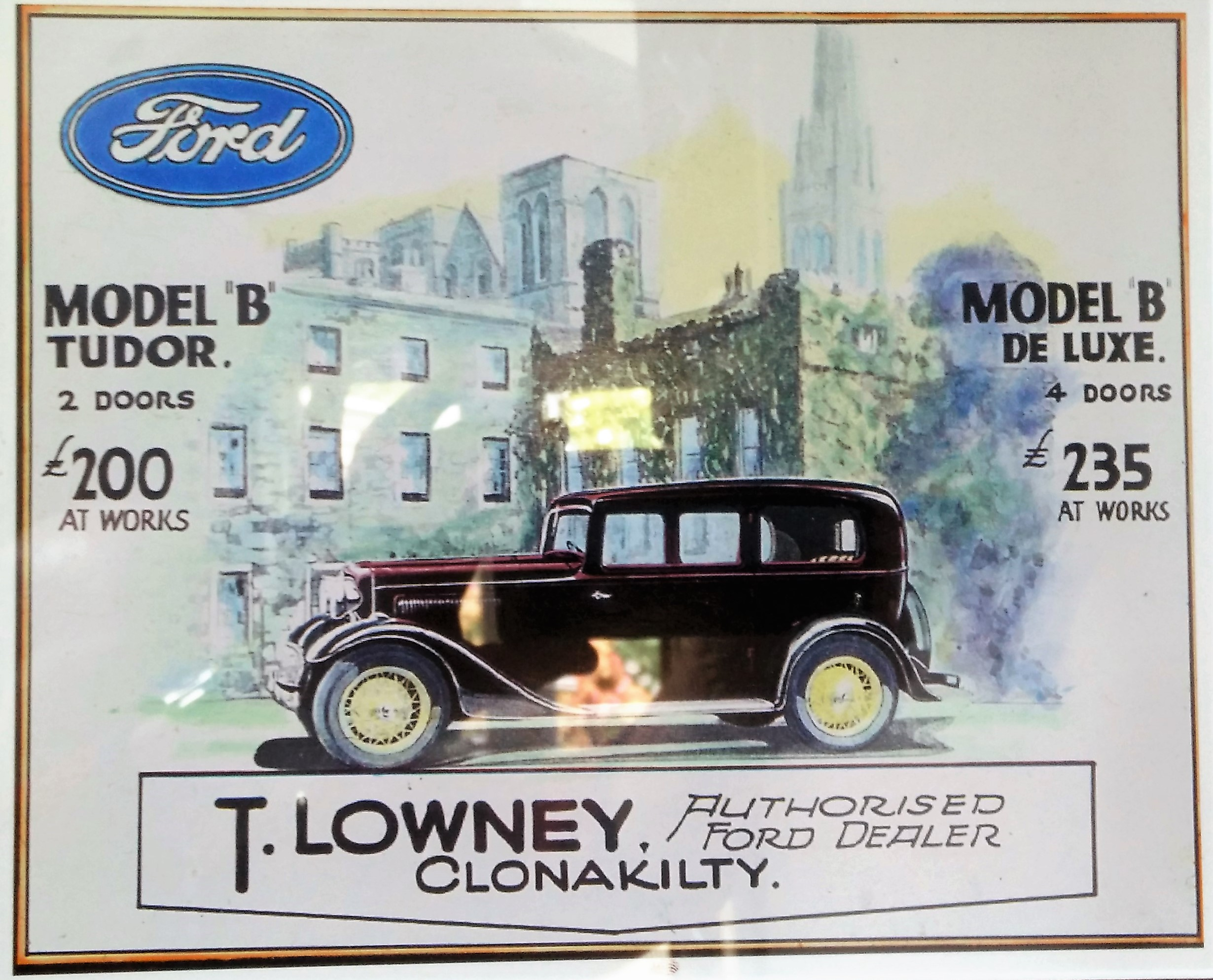 T LOWNEY (Clonakilty Ford Dealership)