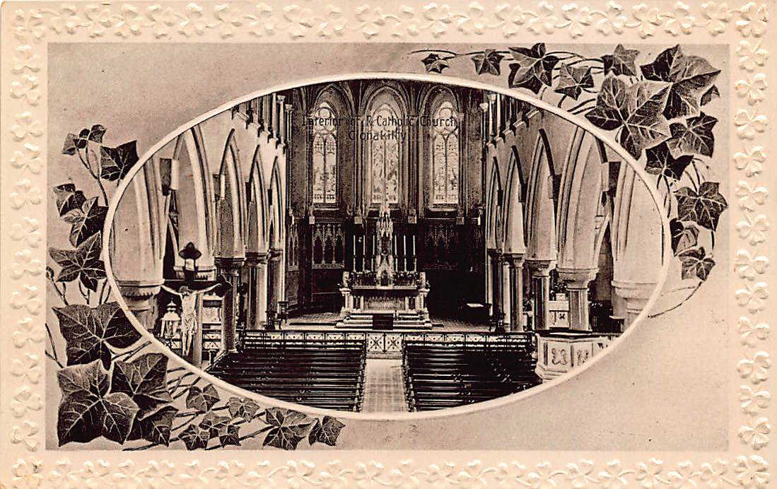 Interior of the Catholic Church, Clonakilty