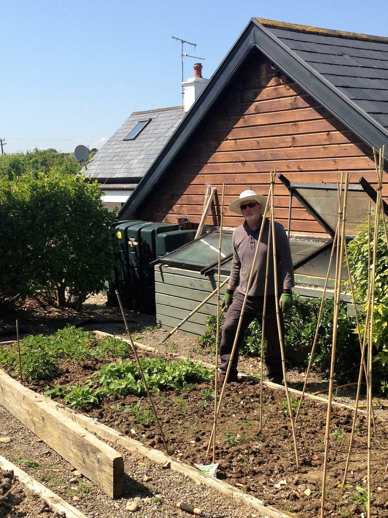 Constant Gardening