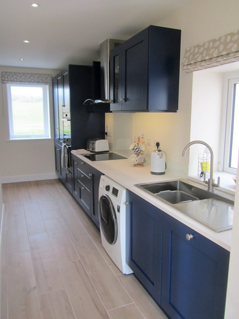 Galley Kitchen (1 Ballynoe Mews)