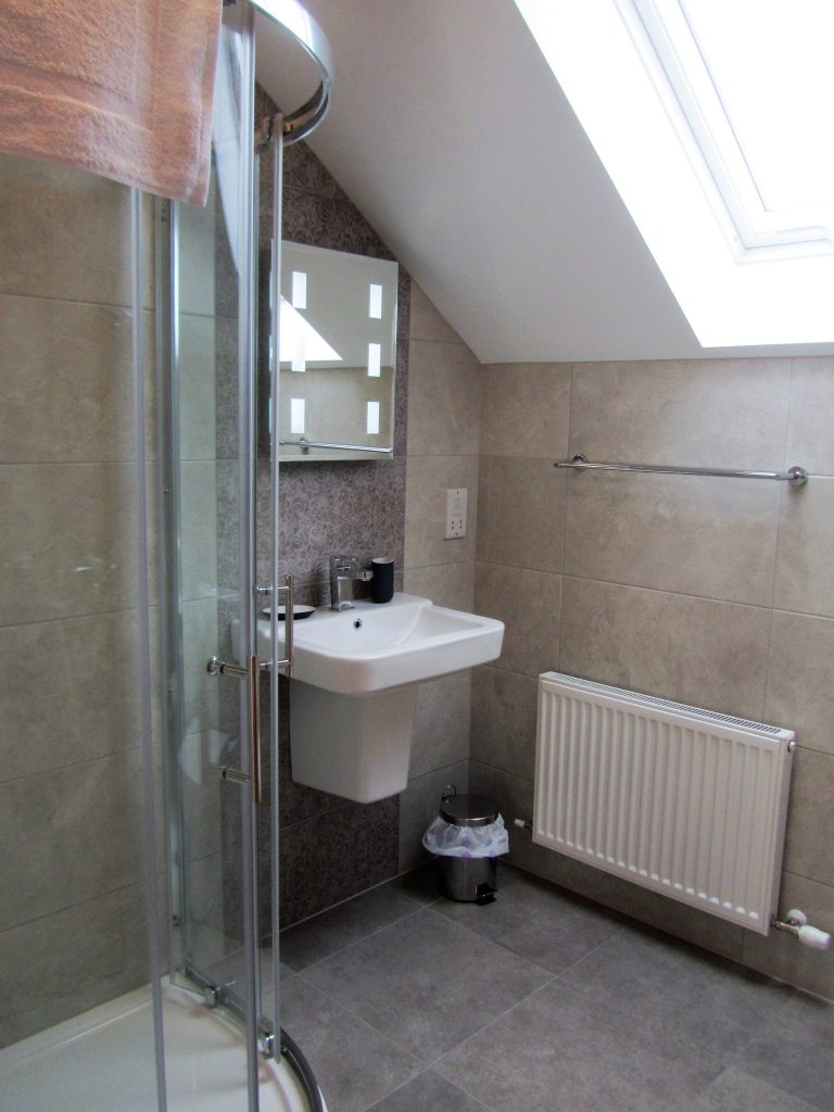 Red Strand Bedroom En-Suite (1 Ballynoe Mews )