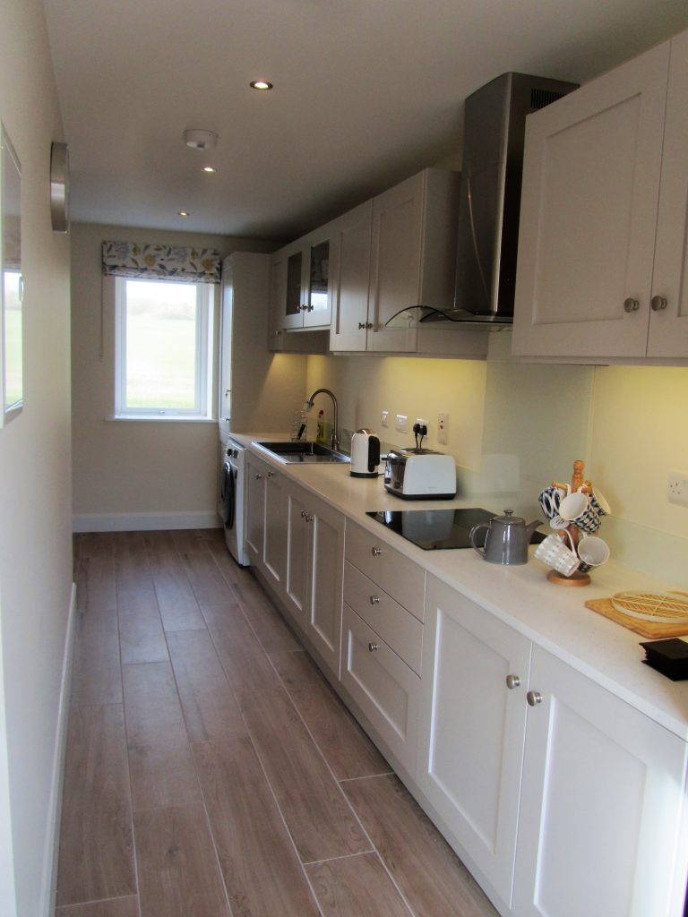 2 Ballynoe Mews Galley Kitchen