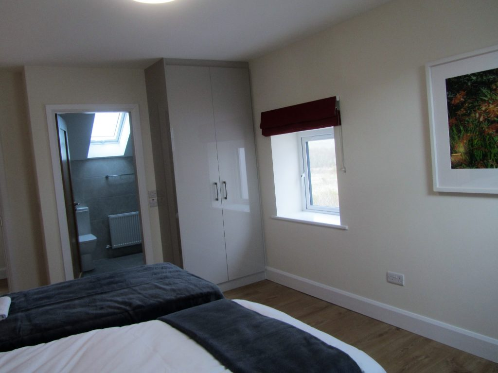 The Loft Bedroom (1 Ballynoe Mews)