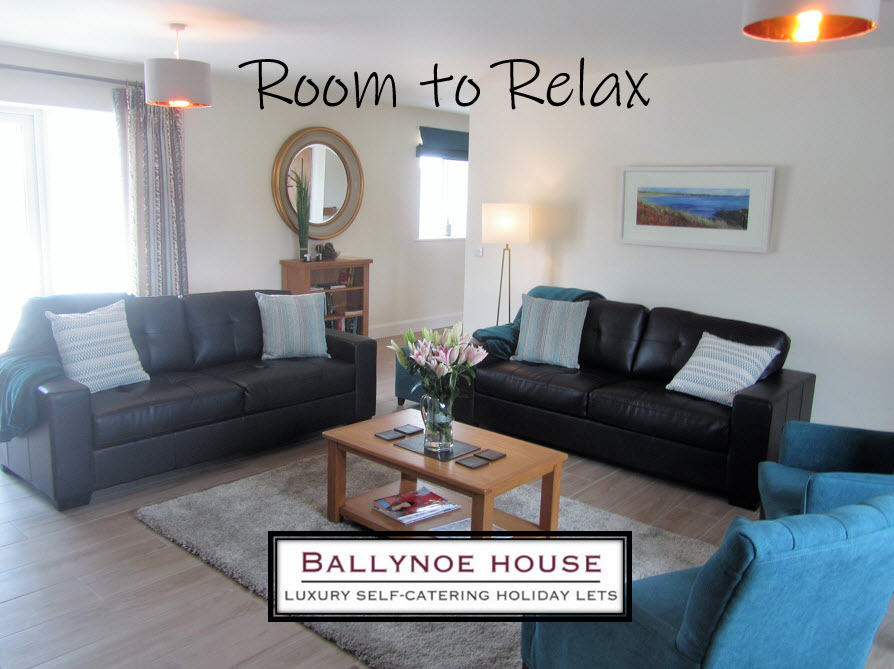 Room to Relax - The Barn House has plenty of space